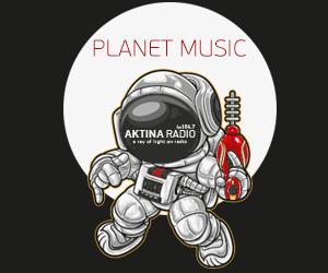 Ακούστε Ζωντανά Aktina Planet Music